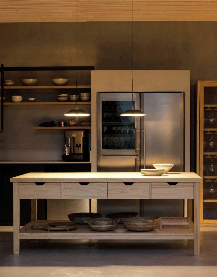 VIBIA_Mayfair-Cocina